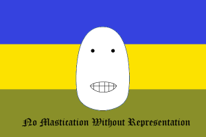 The Mascot from Liquid Egg Product