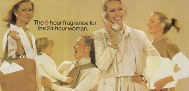 Images of 1970's Idealized Salary Mom